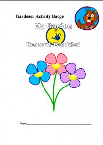 Beaver Gardeners Badge